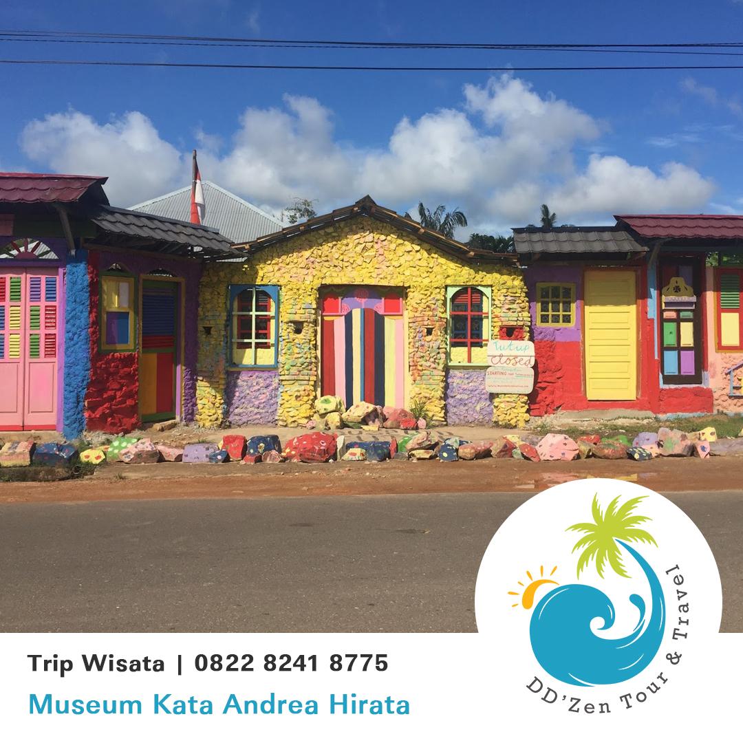 Tempat Wisata Trend di Belitung