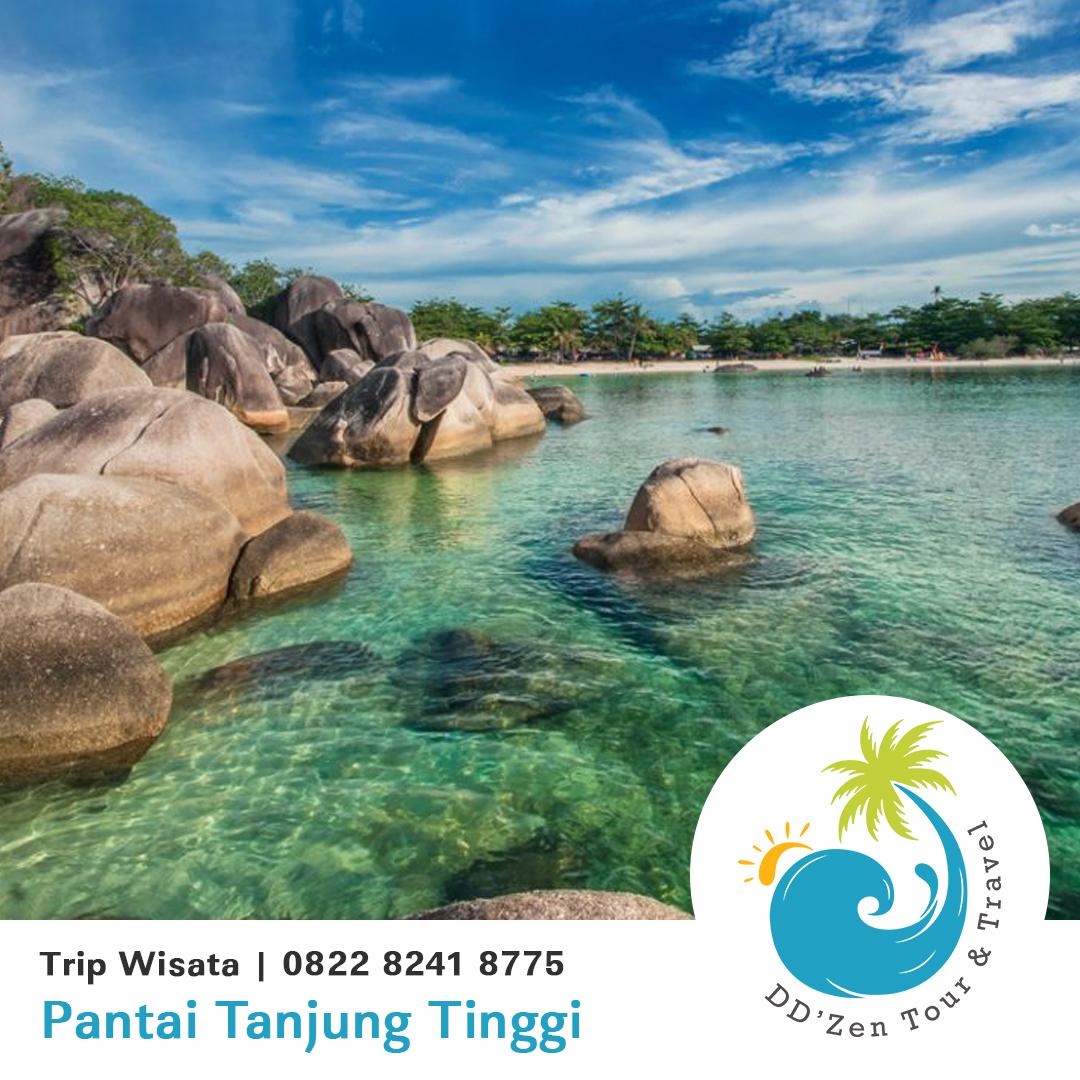 Wisata Alam Yang Keren di Sekitar Tanjung Kelayang