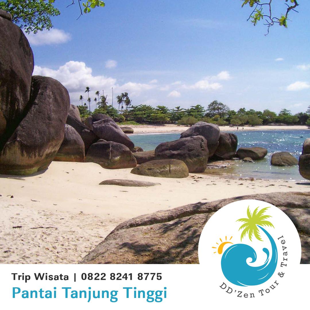 Wisata Alam di Belitung yang Wajib Dikunjungi