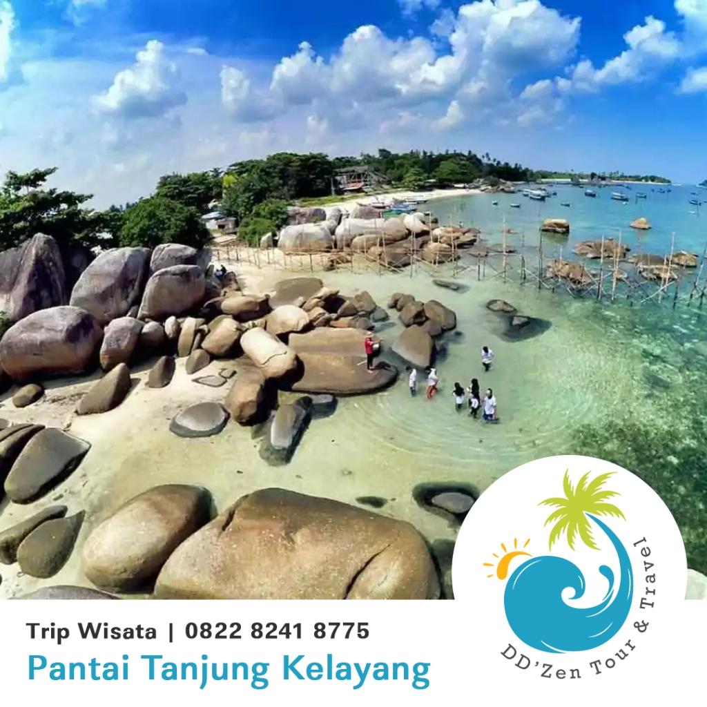 Wisata Alam di Belitung