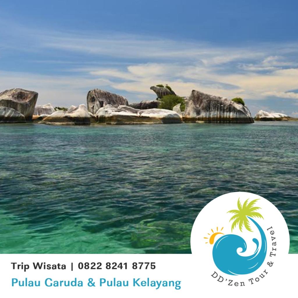 Pulau yang Wajib Anda Kunjungi Saat Berwisata di Belitung