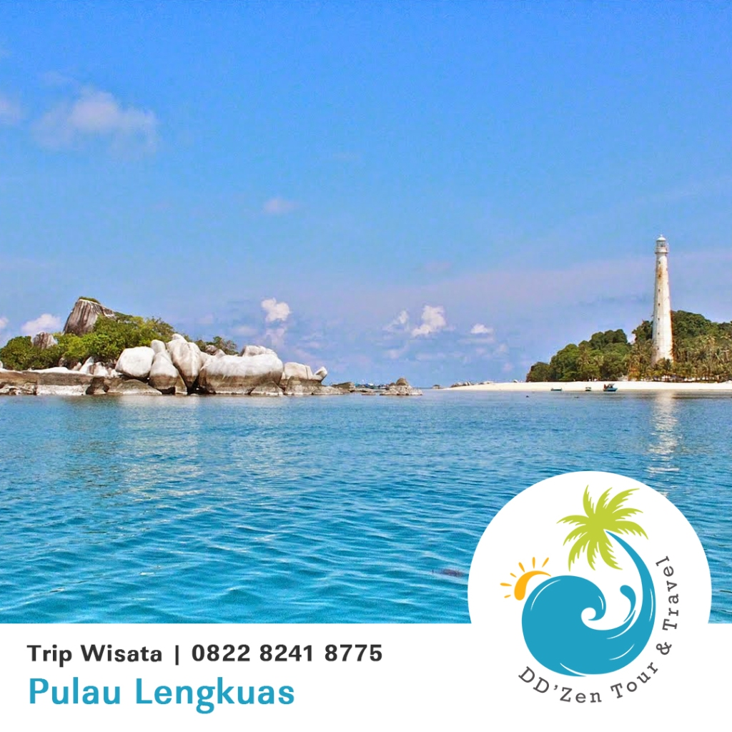 Agen Travel Belitung Murah