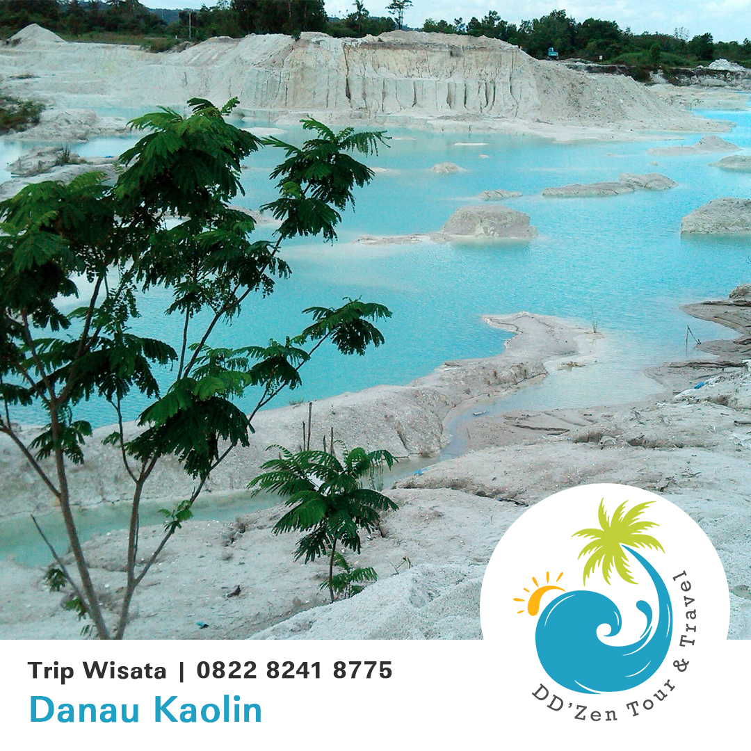 Pesona Wisata Alam di Belitung