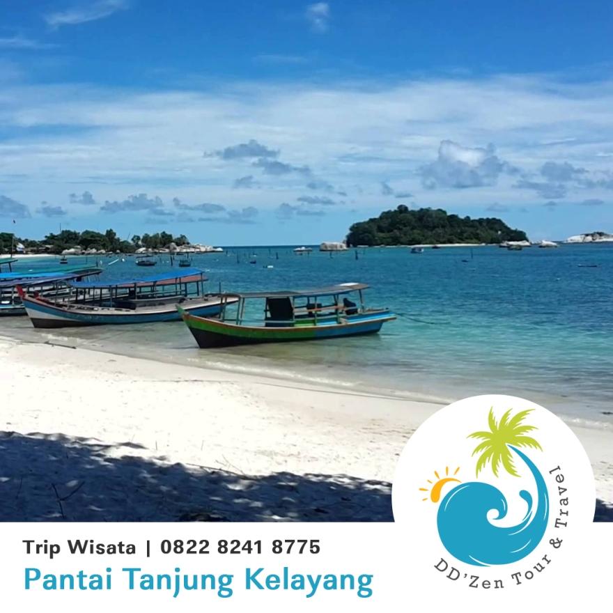 wisata air belitung