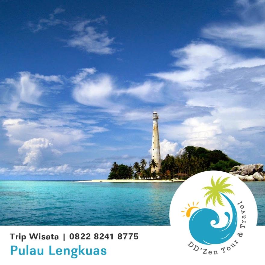wisata pulau leebong belitung