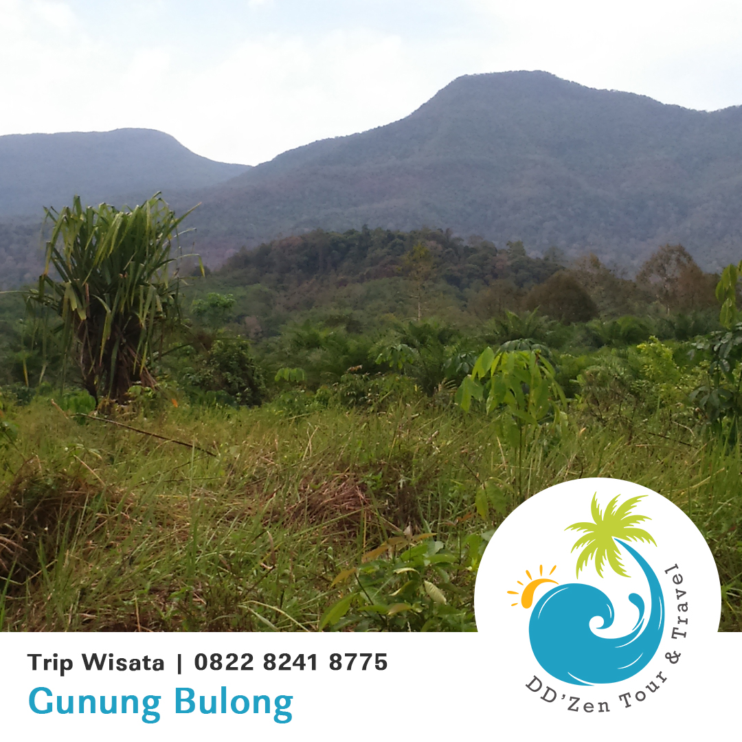 Gunung Bulong Obyek Wisata Bangka Belitung