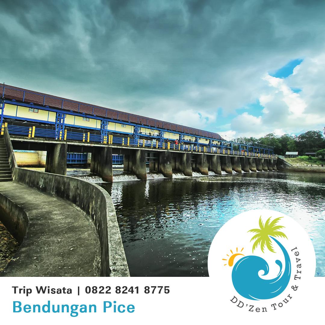 Bendungan Pice Belitung