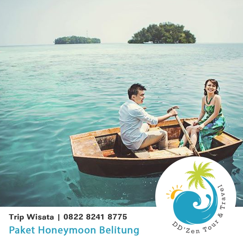 Paket Honeymoon Belitung 3D2N (3 Hari 2 Malam)