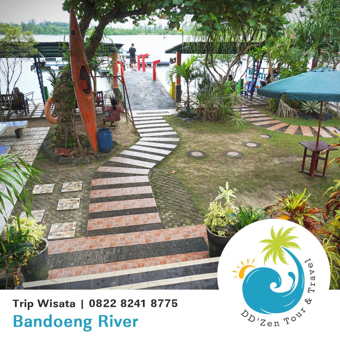 Bandoeng River Obyek Wisata Pulau Belitung