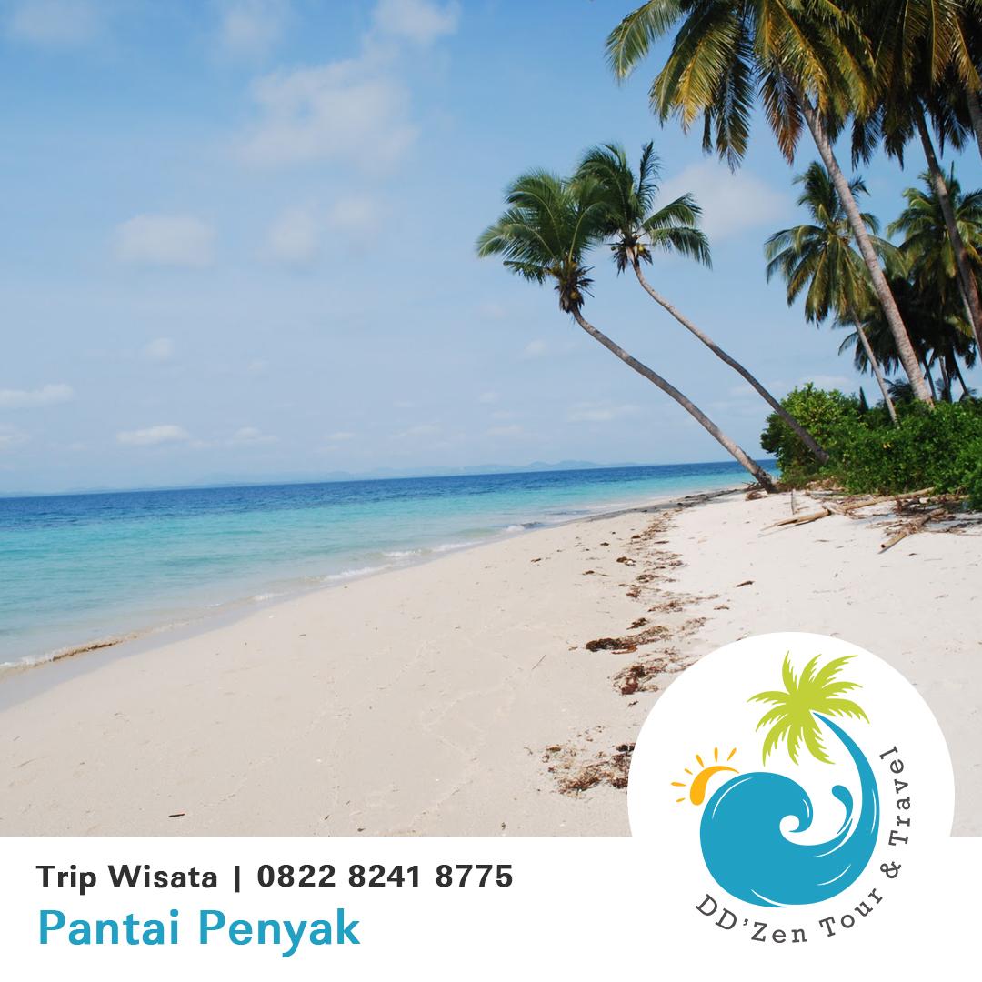 Pantai Penyak Belitung