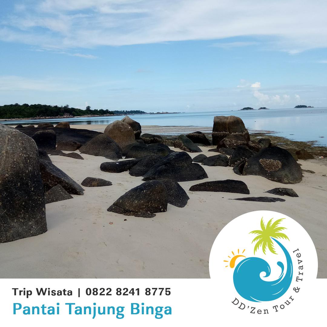 Paket Wisata Belitung 3D2N di Tanjungpandan